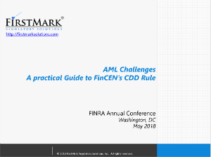 FinCEN CDD Rule Atkins